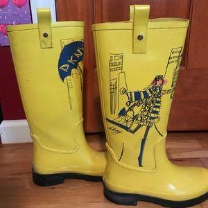 DKNY Rain boots
